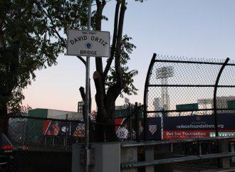 "Massachusetts and Boston commemorate ""Big Papi"""
