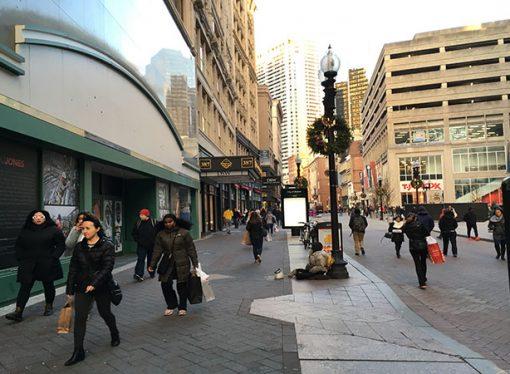 Boston homeless shelters prepare for winter