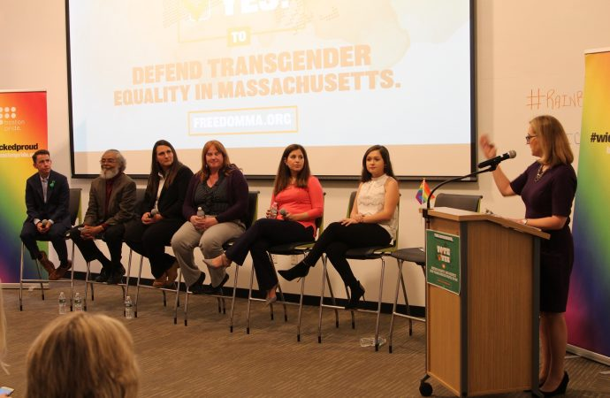 Panel Discusses Trans Issues As Referendum Looms