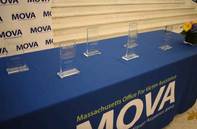 Massachusetts Office for Victim Assistance honors crime victims, survivors