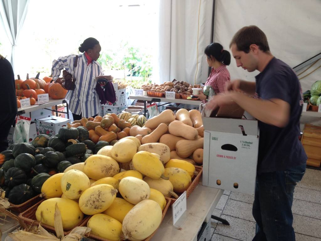 Harvard Farmers Market