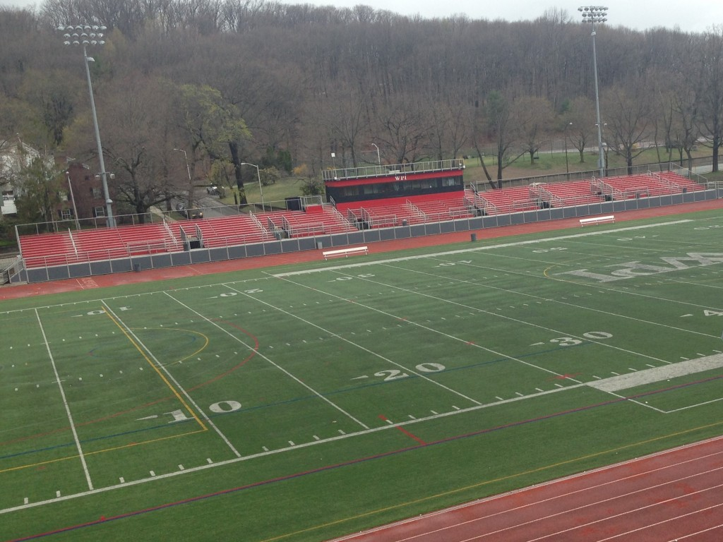 Worcester Polytechnic Institute's Football Field
