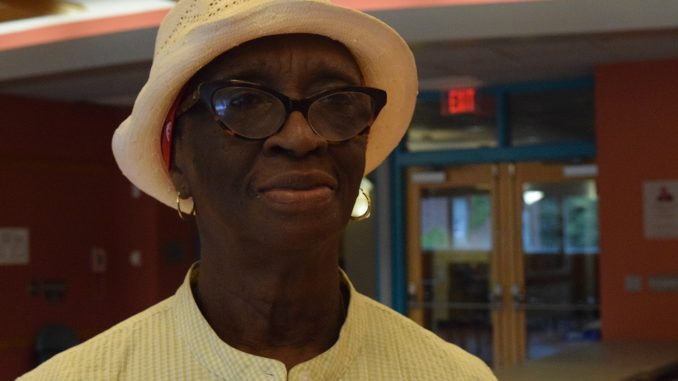 Beverley Reid is one of older adults who is worried about health care expense. (Photo: Nyan Lynn)