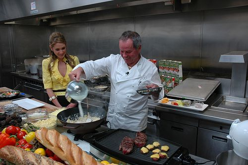 Gabi Conti with Wolfgang Puck.jpg